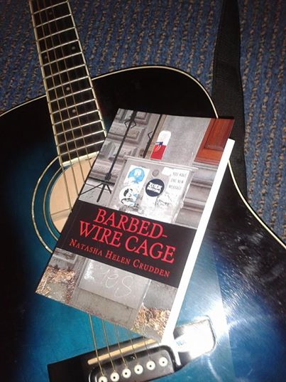 Barbed-Wire Cage in paperback